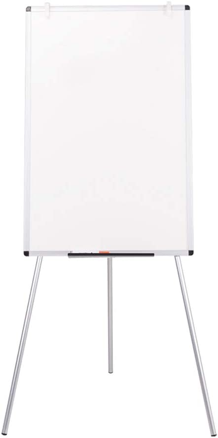 Perfect Tripod Whiteboard Magnetic Large Standing Flip chart Easel Lightweight