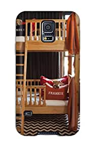 Logan E. Speck's Shop Sanp On Case Cover Protector For Galaxy S5 (enclosed Porch With Built-in Gourmet Grill And Fireplace) 3199780K31390757