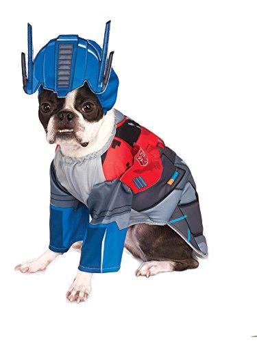 Rubie's Transformers Optimus Prime Deluxe Pet Costume, X-Large -