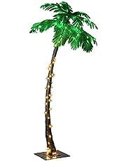 Lightshare Lighted Palm Tree, Large