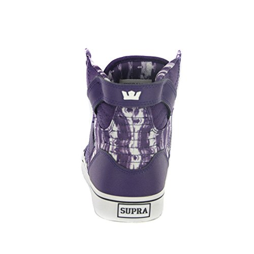 Skytop Supra Slippers Pourpre Womens Hi Top femme RwqxPTwn5