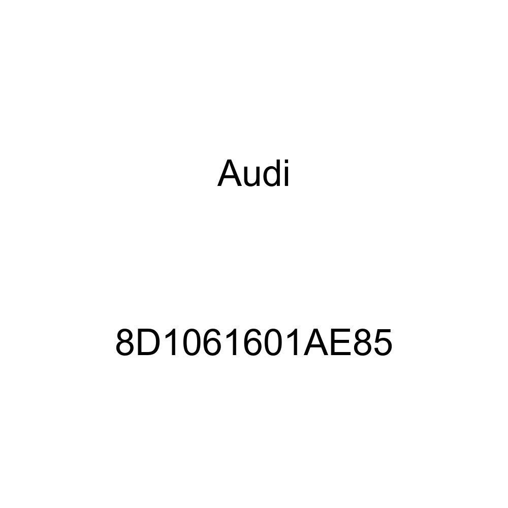 Set of 2 AUDI Genuine 8D1061601AE85 Front Carpet Floor Mat,