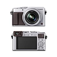 Panasonic LUMIX LX100 16.8 MP Point and Shoot Camera with Integrated Leica DC from Panasonic