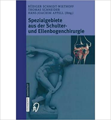 Spezialgebiete Aus Der Schulter- Und Ellenbogenchirurgie: