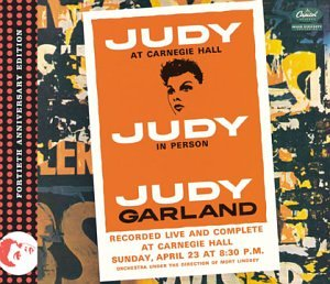 Judy At Carnegie Hall: Fortieth Anniversary Edition by Capitol