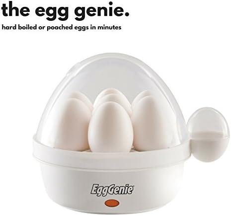 Egg Genie by Big Boss, The Original Rapid Egg Cooker