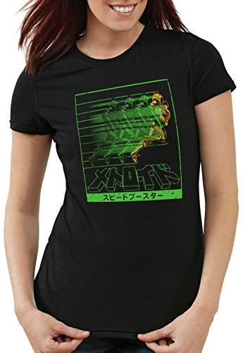 Camiseta Snes Rapid Metroid Hunter Gamer tirantes Hormiga Geek Camiseta tirantes de Nes de Nerd qEUdwO