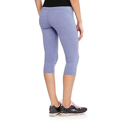 Danskin Now Womens New Size M 8-10 dri More Capri Pants Moisture Wicking Pocket 54% Cotton 36% Polyester 10% Spandex ()