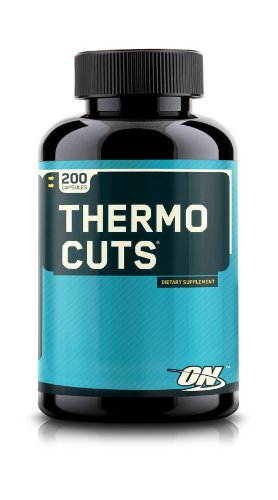 Optimum Nutrition Thermo Cuts, 200 Capsules
