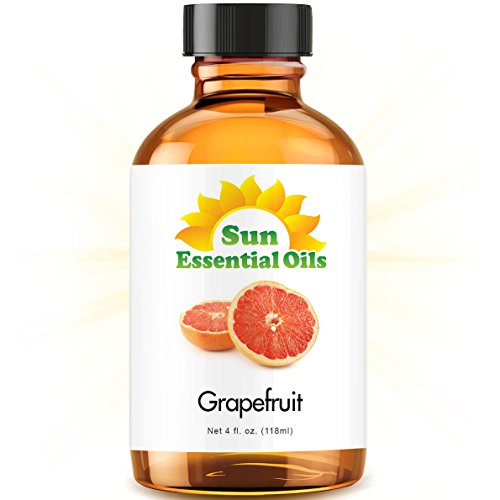 Grapefruit (Large 4 ounce) Best Essential Oil