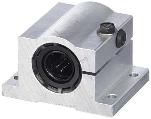 Thomson SSUPBA10 Super Smart Bushed Ball Pillow Block Bearing, Single Adjustable, 0.625