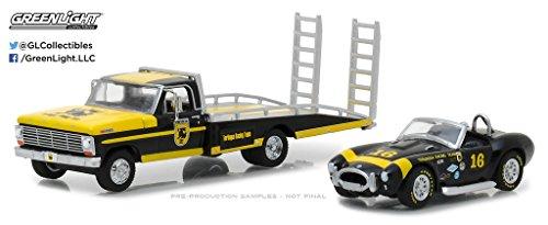 Greenlight 1:64 Heavy Duty Trucks 1967 Ford F-350 Shelby Cobra Terlingua Racing ()