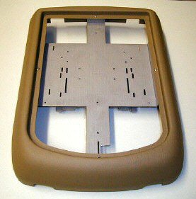 Audiovox 1187107PL 2004 Ford F150 Overhead Console Audiovox Overhead Console