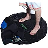 COR Surf Wetsuit Changing Mat / Bag. Great for Surfers / Kayakers / Rafters and Boaters That Need to Change Out of Their Wetsuit.