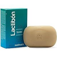 Lactibón Barra Dermolimpiadora, caja con barra de 120 g