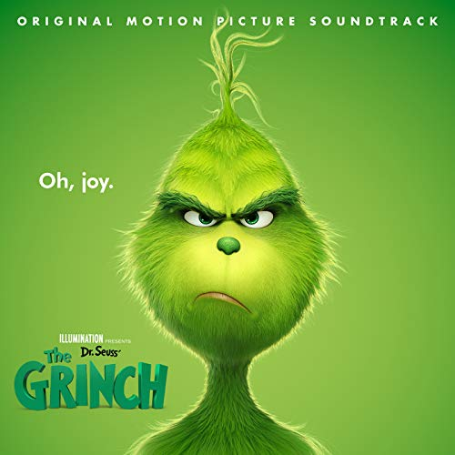 Dr. Seuss' The Grinch (Original Motion Picture Soundtrack) (Soundtrack Grinch Stole Christmas)