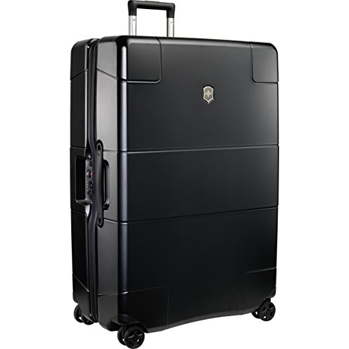 Victorinox Lexicon Hardside Extra Large 8-Wheel Travel, Black