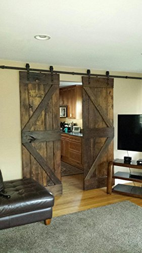 Barnwood Door by Pete's Barn Door