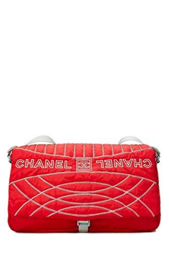 Red Chanel Handbag - 9