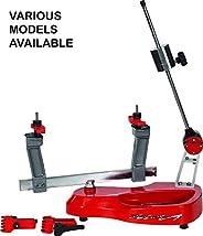 Gamma Progression 200 Stringing Machine: 360 Degree Rotation Tabletop Racquet Stringer Machines with Accessori