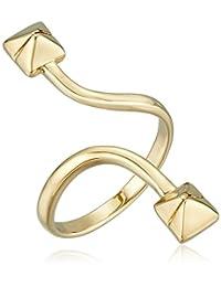 Rebecca Minkoff Stud Twist Ring, Size 7
