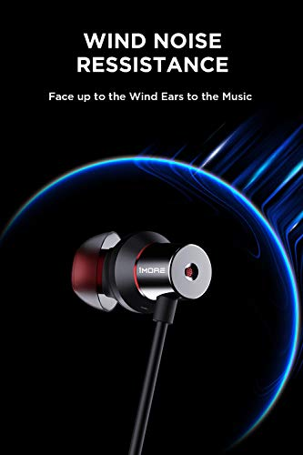 1MORE Wireless Earbuds Active Noise Cancelling, Bluetooth Headphones Dual Driver, WNR, 20H Playtime, IPX5 Waterproof, 4…