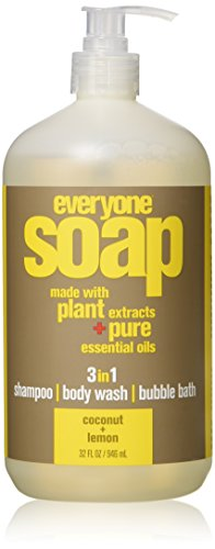 Everyone 3-in-1 Soap Coconut plus Lemon, 32 ()