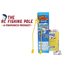 "The R/C Fishing Pole""- Catch's fish with any r/c boat!"