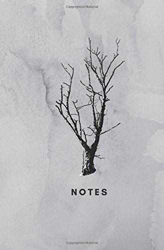 Notes: tree book, tree notebook, tree journal, tree log pdf