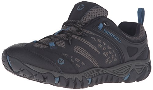 Merrell Women's All Out Blaze Vent Hiking Shoe, Black, 9 M US