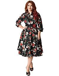 1940s dress plus size