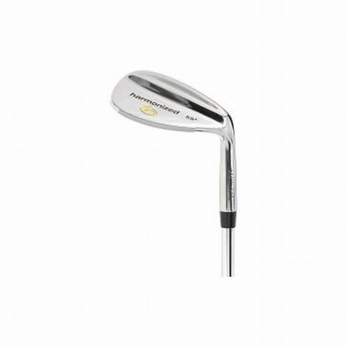 Wilson Staff Men's Harmonized Classic Finish Lob Wedge (Left Hand, 60-Degree)