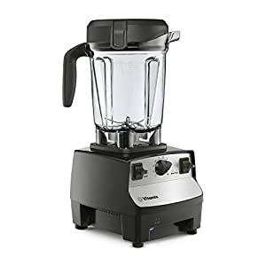 Vitamix 5300 Low-Profile Blender, Professional-Grade, Self-Cleaning 64 oz. Container, Black (Certified Refurbished)