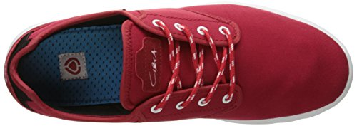 C1RCA Uomo Sneaker Atlas Red/White