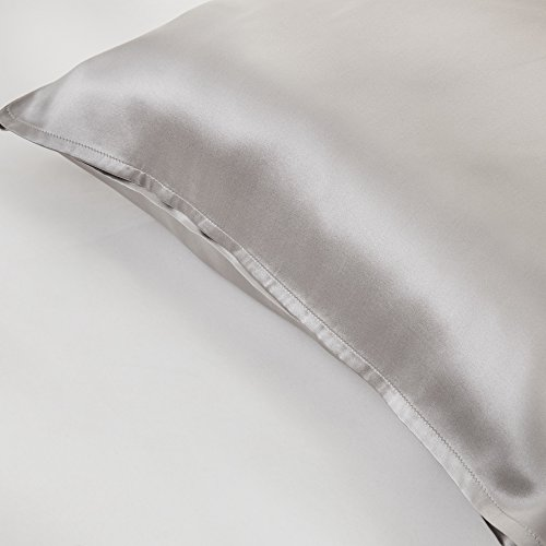 YUNS 100% Pure Mulberry Silk Pillowcase For Hair And Skin