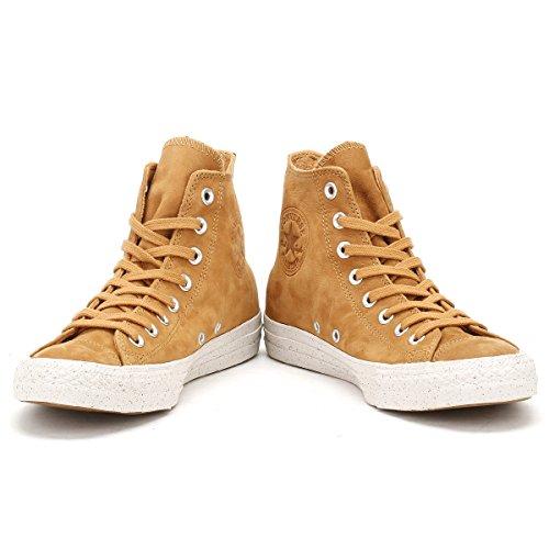 Converse All Star Hi Leather Calzado Grey
