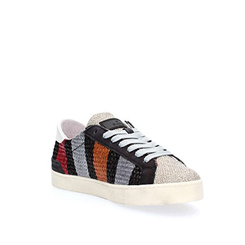 ... DATE HILL LOW RAFIA MULTICOLOR SNEAKERS Donna MULTICOLOR 36 ...