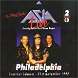 Live in Philadelphia by Asia