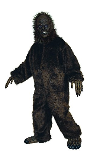 Gorilla Costume Feet (Big Foot Costume)