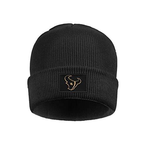 POLKIS Winter Warm Womens Mens Watch Beanie Hat Soft FineAcrylic Beanie Skull Hats