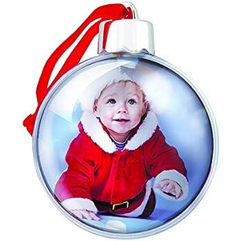 Photo Ornament Ball