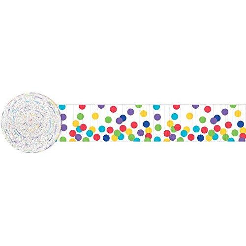 Dots Crepe Streamer | Multicolored | Party Decor]()