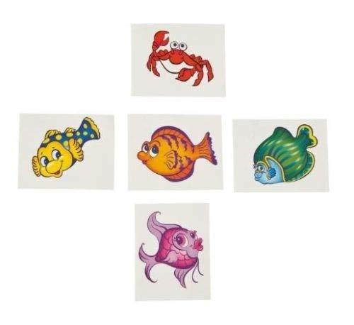 72 Tropical Fish Tattoos