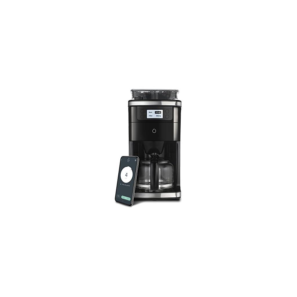 Smarter Smc01 Icoffee Remote Brew App 1 5 L Black