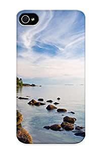 New Style Tinmanhect Hard Case Cover For Iphone 4/4s- Island Of Rakin Kotka