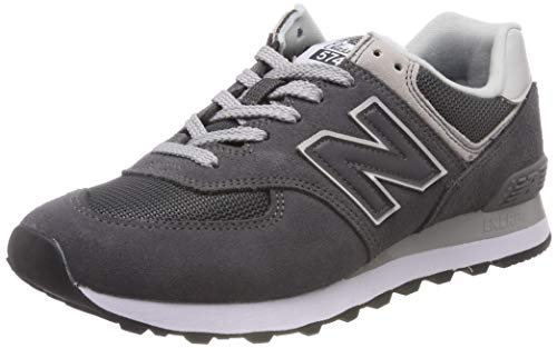 New Balance Men's Low-Top Trainers, Grey Magnet Magnet Eph, 42