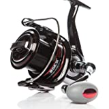 6d268b16127 Sonik SKS 8000 Surf Reel Beachcaster Sea Fishing 5 + 1 Ball bearings NEW  2017