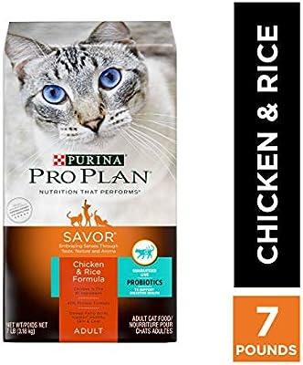 Purina Pro Plan SAVOR Adult Dry Cat Food With Probiotics
