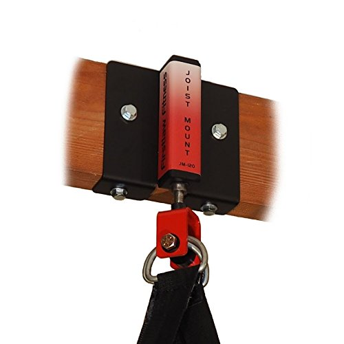 Firstlaw Fitness Joist Mount 200 - Heavy Punching Bag Hanger - for Heavy Bags from 120 LBS to 200 LBS - Made in The - Pound 120 Punching Bag