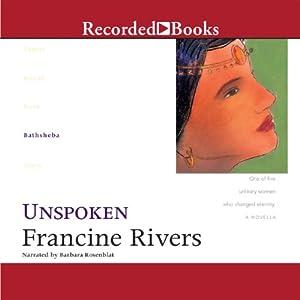 Unspoken: Bathsheba Audiobook